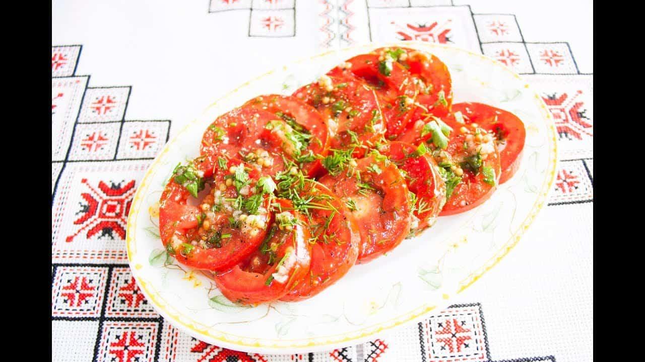 Маринованные помидоры по-итальянски