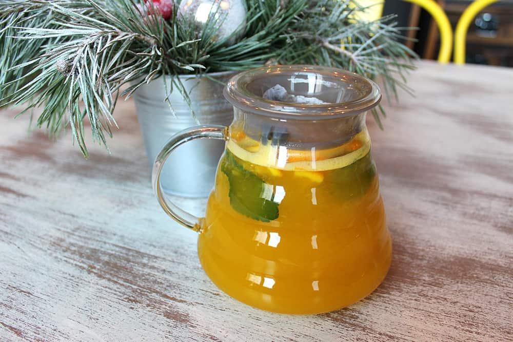 Чай из маракуйи